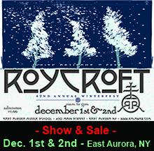 Roycroft Winter Festival Directions