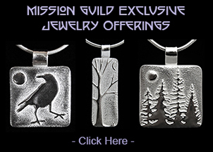 Arts & Crafts Jewelry Mission Guild Studio