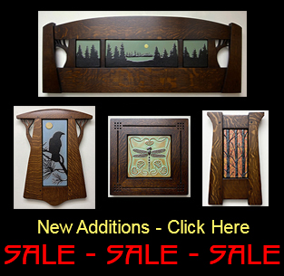Click Here For Our Newest Framed Tile Additions