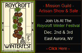 Click Here For Roycroft Winter Fest Show Details
