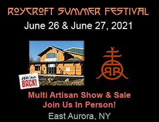 Roycroft Artisan Summer Festival Show And Sale