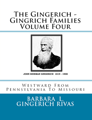 Gingerich-Gingrich Vol.Four