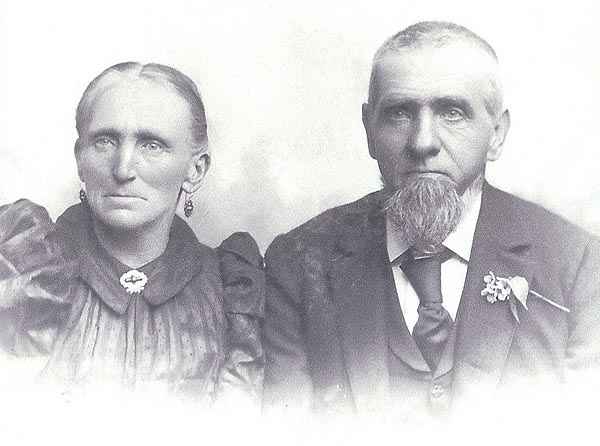 Catherine and Karl Patzsch: my Great Great Grandparents