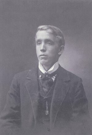 George Charles Patzsch abt 1900