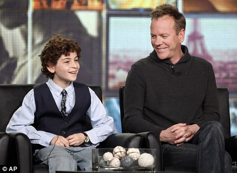 Kiefer Sutherland Kids And kiefer sutherland at