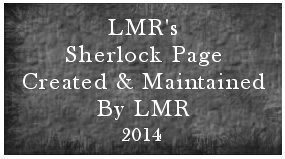 LMR's Sherlock Page - Articles and Web Sites