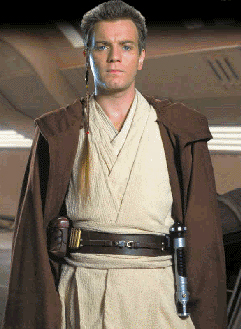 Another Reference Photo of Obi-Wan Kenobi