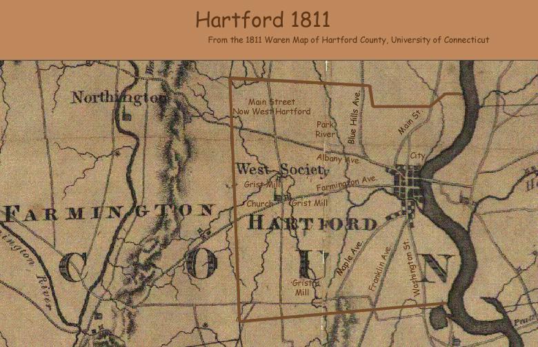 Kenyon street neighborhood maps hartford map1811 sciox Images