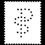 Perfin Society Monogram [2K]