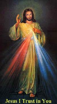 Divine MercyBlack Christ