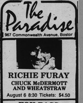 Richie Furay Concerts
