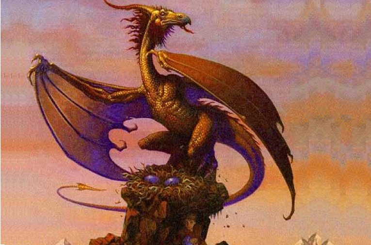 Brown Dragon... Pictures Of Fire Dragons