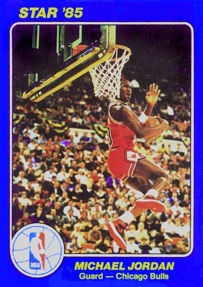 1984-85 Star Court Kings #26