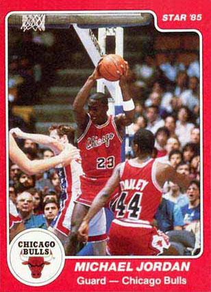 1984-85 Star #101 XRC