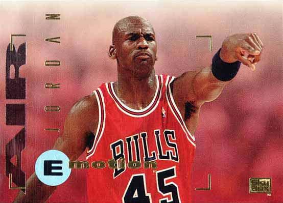 1994-95 Emotion #100