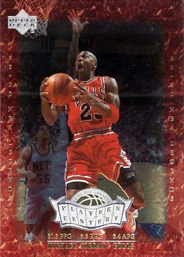 2000 Upper Deck Century Legends Player of the Century #P1