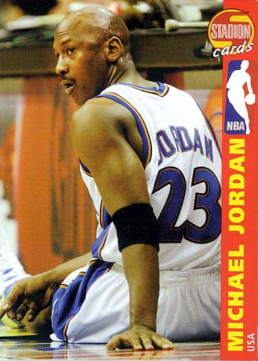 2002 Stadion Magazine insert card #559
