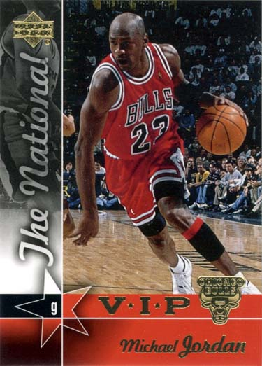 2005 Upper Deck The National Sports Collectors Convention #VIP1