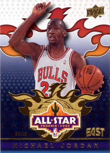 2009 Upper Deck NBA All-Star #AS-7