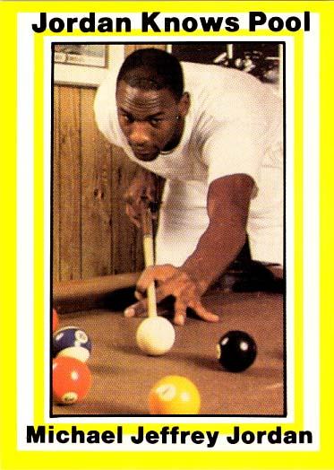 """Aamer Sport (""""Jordan Knows Pool"""") NNO"""