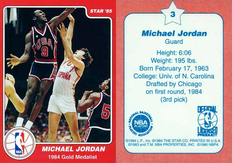 4bea1c2096fe24 1984  Top Picks  NNO · 1984  USA Olympic Basketball - Co-Captain Gold  Winning Team  NNO (12-star version) (3) 1984  USA Olympic Basketball -  Co-Captain Gold ...