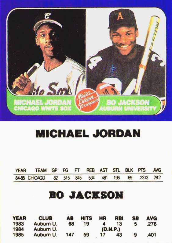 The Michael Jordan Collection