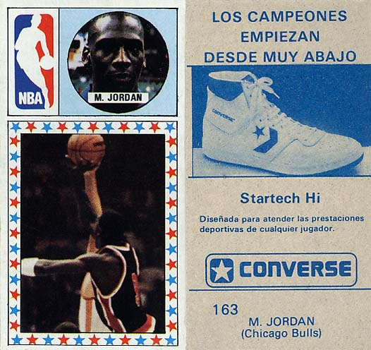 huge discount bc5d5 d0f1f 1986-87 J. Merchante (Spanish) Campeonato de Liga Baloncesto stickers  163  ...