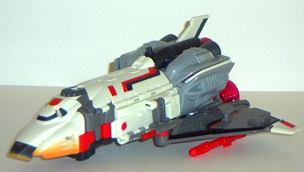 Armada Jetfire W Comettor Toy Review