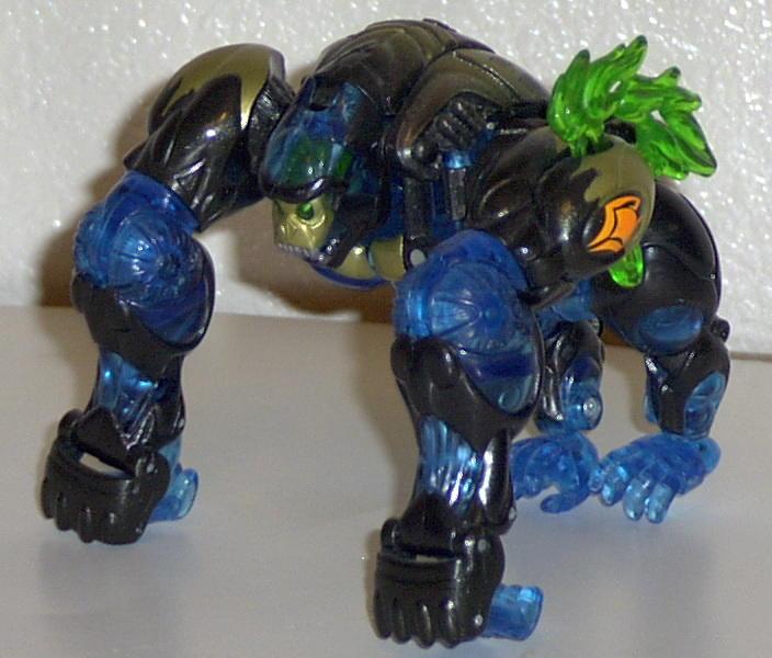 Optimus Primal's Beast Mode