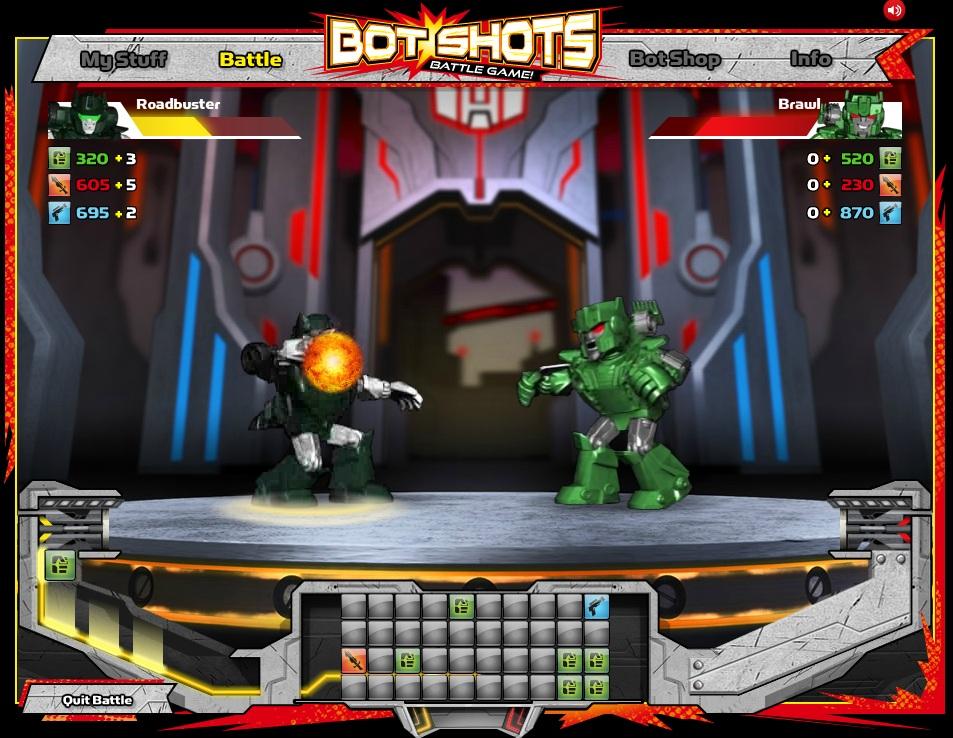 Bot Shots Year 1 (2012) Review