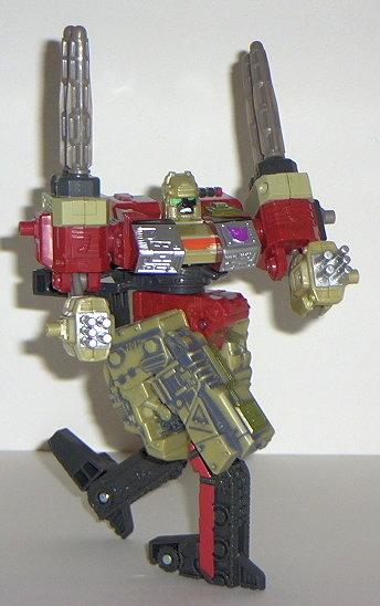 Transformers Universe Cyclonus Armada Decepticon 2002 Toys Robots Hasbro
