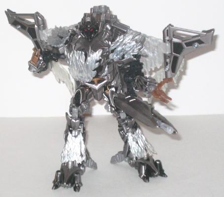 Megatron Toy Review Premium Voyager Megatron Toy