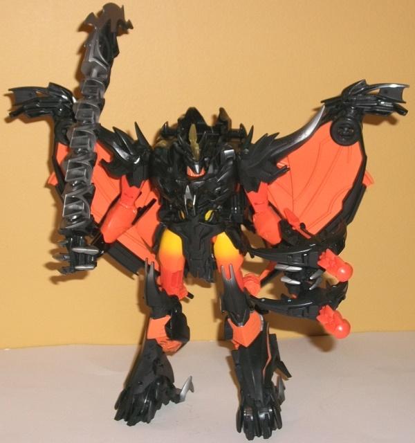 Transformers Beast Hunter Beast Fire Predaking Figure NEW