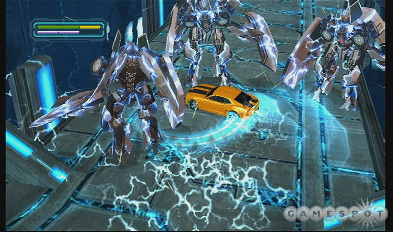 transformers 2 game ps2