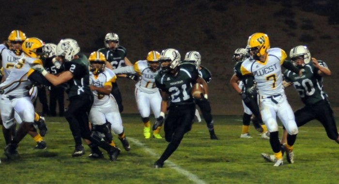 West Bakersfield At Tehachapi