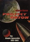 PROJECT ORION Book Covers.