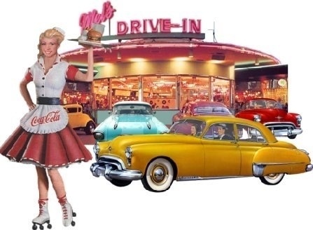 Party - THE 50s SOCK HOP FORUM PARTY! 1950sdrive-in