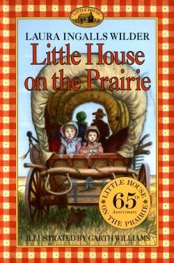 """LITTLE HOUSE ON THE PRAIRIE"" 2ndBook"