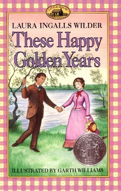 """""""THESE HAPPY GOLDEN YEARS"""" 8thBook"""