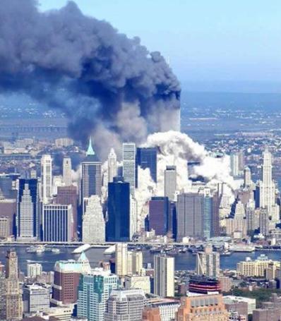 September 11th Aerial1