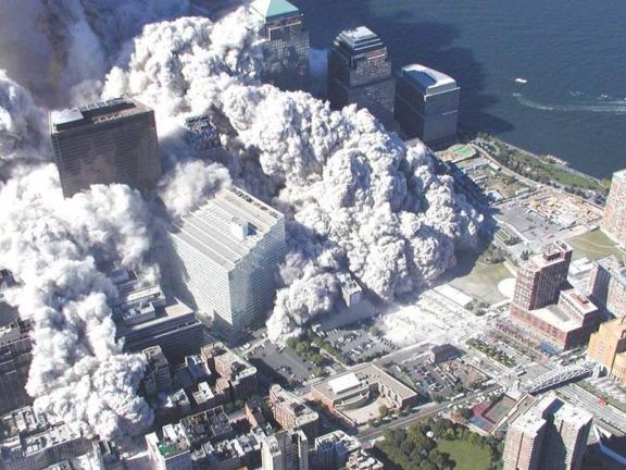 September 11th Aerial7