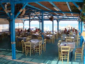 Agistri, Laza Beach Inn