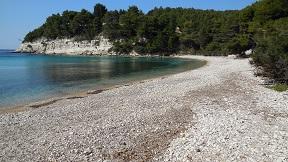 Alonissos Milia beach