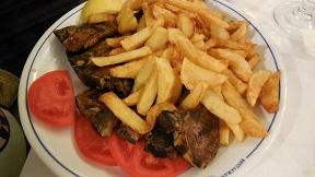 Alonissos restaurants, Tzitzifia in Patitiri