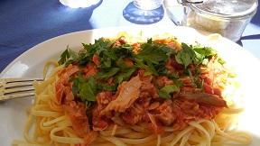 Alonissos restaurants, To Fanari restaurant in Steni Vala