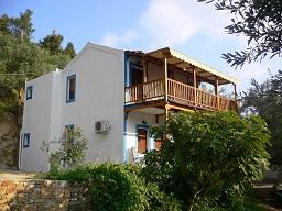 Megalos Mourtias, Megalas Mourtias beach on the island of Alonissos in Greece