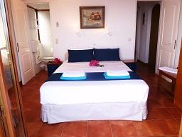 Milia Bay Hotel Apartments, Chrisi Milia beach on the island of Alonissos in Greece