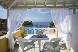Pension Votsi, Votsi beach on the island of Alonissos in Greece