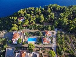 Kamelia Villas, Votsi beach on the island of Alonissos in Greece