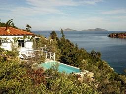 Villa Ioanna - Tzortzi Gialos beach Alonissos in Greece